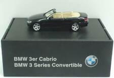 - OVP HERPA Nr.2059 BMW 325i E30 Cabriolet schwarz//IE cremeweiß