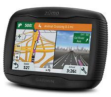 GARMIN ZUMO 345LM GPS SAT NAV - LIFETIME UK & WESTERN EUROPE MAPS