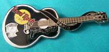 PARIS FRANCE ELVIS PRESLEY DEAD ROCKER ACOUSTIC GUITAR SERIES Hard Rock Cafe PIN