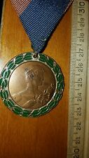 UNKNOWN HUNGARY HUNGARIAN MEDAL MILITARY? WITH INSCRIPTION ON BACK 1978