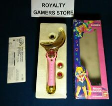 Sailor Moon magic Moon stick by Bandai toys 1992 used - good condition