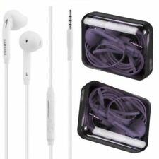 Earphones For Samsung Galaxy S6 Edge S7 S5 Note Headphones +Case+Earbud