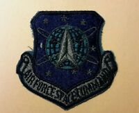 Stargate SG-1 Subdued Air Force Space Command Patch cosplay prop costume