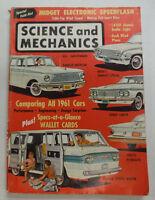 Science & Mechanics Magazine Corvair Sports Wagon November 1960 050515R