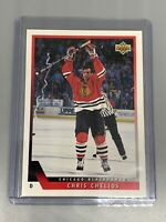Chris Chelios 1993-1994 Upper Deck Hockey #129 Chicago Blackhawks