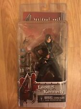 Resident Evil 4 Leon S. Kennedy In Leather Jacket - Neca