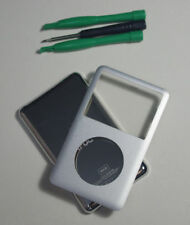 Silver iPod classic 80GB back cover + front case replacement kit New