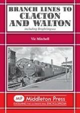 More details for clacton and walton, branch lines