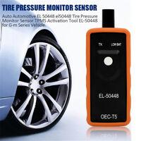 Auto Car Tire Pressure TPMS Activation Reset Relearn For GM Opel EL-50448/OEC-T5