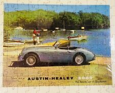 Vintage Austin Healy 3000 lakeside car Puzzle SEALED