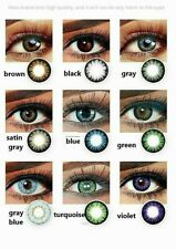 Color contacts each buy is a pair