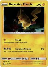 Pokemon - Detective Pikachu - Detective Pikachu - 10/18 - Holo rare - Nm/M