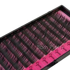 Wimpernverlängerung C-Curl 8mm 0,12mm Einzelwimpern Eyelash Extension Makeup