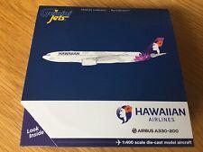 Hawaiian Airbus A330 modèle GEMINI JETS NEUF livrée A330-200 n361ha gj1650