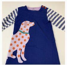 AOSTA BETTY Doggie Appliqué Dress 18M