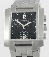 TISSOT TXL Chronograph L875/975K Stainless Steel Mens Wrist Watch