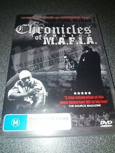 Chronicles Of Junior M.A.F.I.A. Urban Hip Hop DVD Lil' Cease Notorious B.I.G
