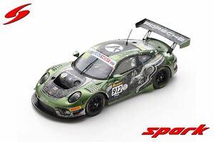 1:43 2020 Bathurst 12 Hour 7th Place -- #912 Porsche 911 GT3 R -- Spark Models