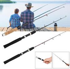 Lightweight Short Ice Fishing Rod Mini 60cm/80cm Short Fishing Rod Pole Tackle