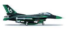 "Lockheed F-16A Fighting Falcon Italian Air Force, 37 Stormo ""Green Lightning"""