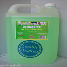 ULTRASONIC CLEANER OXIDATION REMOVER 5LT CONCENTRATED FLUID