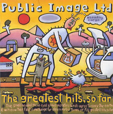 PUBLIC IMAGE LTD The Greatest Hits So Far CD BRAND NEW PiL