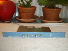 Orban 245F, Blueface, Stereo Synthesizer, Vintage Rack