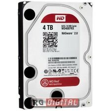 "HARD DISK INTERNO 4000GB SATA-III 3,5"" 4TB WD40EFRX RED NAS 64MB 7200RPM"