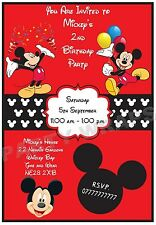 Birthday, Child Mickey Mouse Party Tableware Less than 10