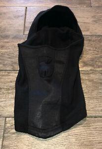 NWOT Ergodyne N-Ferno 6823 Balaclava Ski Mask, Wind-Resistant Face Black