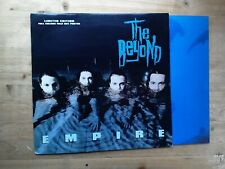The Beyond Empire Excellent Vinyl Record 12HARP 5300 & Poster