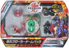 New Bakugan GP-002 Bakugan Inter space Game pack Japan