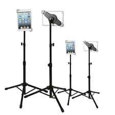 More details for tripod stand mount holder for ipad 1 2 3 4 air adjustable 360 rotating foldable