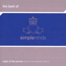 Best of-Night of the Proms von Simple Minds