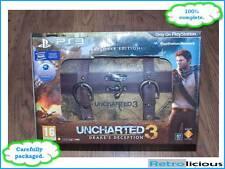 Uncharted 3 Drake's Deception Explorer Edition PS3 Playstation 3 game - SAFEPOST
