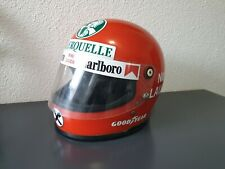 Niki Lauda Formel 1 Helm Replika 1:1 1975 Ferrari