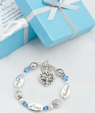 Nurse Charm Bracelet -  Great Holiday Gift for the Nurse in your Life!
