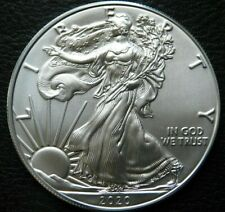 2020 American Silver Eagles 1 oz. Brilliant Uncirculated Coin