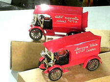 "CAMION AUSTIN 1911 ""LAWRENCE WHITE""  JOUET MINIALUXE 1968"