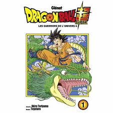 Manga DRAGON BALL SUPER Tome 01 Avril 2017 de Akira Toriyama chez Glénat