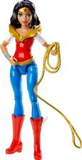 "DC Super Hero Girls Wonder Woman 6"" Action Figure Brand New In Box Free Shipping"