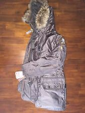 PARAJUMPERS  MASTERPIECE SERIES  THE BROWN KODIAK  PARKA( LARGE) $ 1260