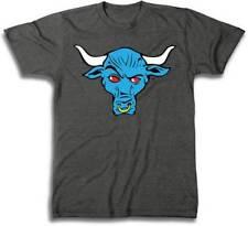 WWE The Rock Brahma Bull Dark Heather Mens Short Sleeve Shirt XL Extra Large