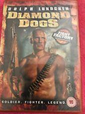 Diamond Dogs - Dolph Lundgren - DVD NEW SEALED
