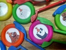 12 WE BARE BEARS disk shooters birthday party favor, treat bags, prizes, teacher