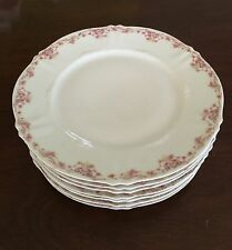 Theodore Haviland Limoges Sch. 599C 7 Dinner Plates