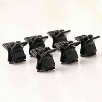 New Girls Black Plastic Mini Hairpin Hair Clip Clamp For Ladies Hot