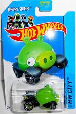 Hot Wheels Hw Ciudad Angry Birds Minion Cerdo