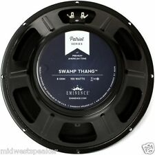 "Eminence SWAMP THANG 12"" Guitar Speaker - 8 ohm 150 Watts NEW - FREE SHIPPING!"