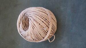 corde de lin à guinder tapissier 100ml